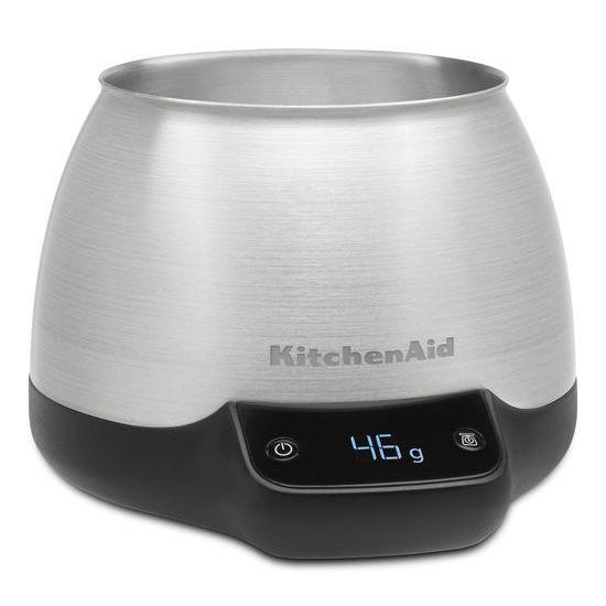 Model: KCG0799SX | Digital Scale Jar Burr Grinder Accessory