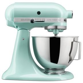 Ultra Power® Plus Series 4.5-Quart Tilt-Head Stand Mixer