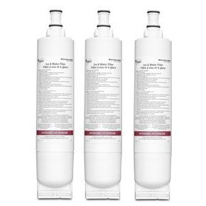Refrigerator Water Filter In The Grille Turn Cyst (3 Pack)
