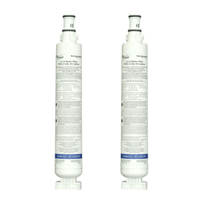 Refrigerator Water Filter - In the Grille Turn - 2 Pack