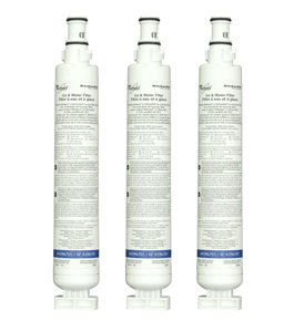 Unbranded Refrigerator Water Filter - In the Grille Turn - 3 Pack