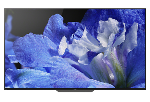 "Sony Corporation OLED Black levels. Vibrant color. XBR-A8F Series | Screen sizes 55"" / 65"""