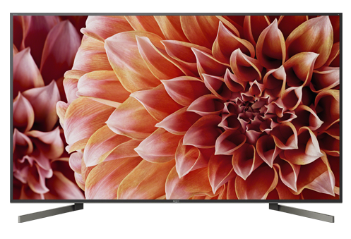 "Stunning 4K HDR Color and Contrast. XBR-X900F Series | Screen sizes 49"" / 55"" / 65"" / 75"" / 85"""