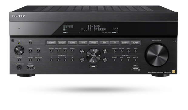 STR-ZA3100ES 7.2 Channel AV Receiver with Dolby Atmos and DTS:X optimized for integrated operation.