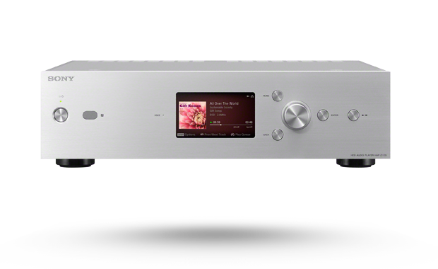 Sony Corporation HAP-Z1ES Because you care about music.