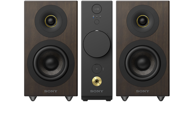 Sony Corporation CAS-1 High-Resolution Desk-top Audio system.