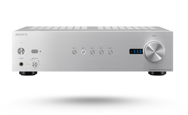 Sony Corporation TA-A1ES Hi-Res Integrated 2-Channel Amplifier