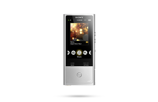 Sony Corporation Hi-Res Walkman Digital Music Player with Digital Noise Cancellation NW-ZX100HNSM Hi-Res Audio Digital Music Player