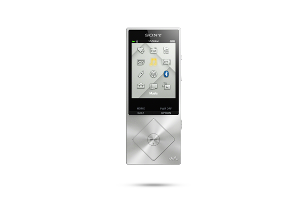 Sony Corporation High-Resolution Walkman® NW-A27HNSM Hi-Res Audio Digital Music Player