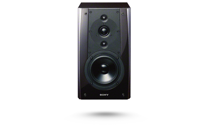 Sony Corporation SS-NA5ES Sound unrestricted by size