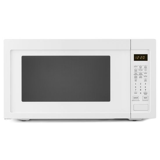 Unbranded 2.2 cu. ft. Countertop Microwave with Greater Capacity