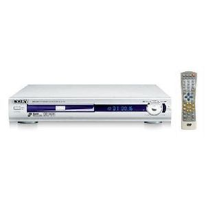 DVD-515 Super Slim 5.1Channel Progressive Scan DVD Player