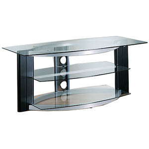 Versatile AVS-2552 Two-Tone A/V Stand