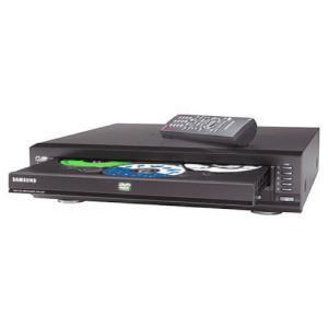 DVD-C621 5 Disc Changer DVD Player