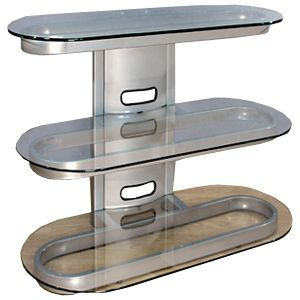 FP-4224S Flat Panel Furniture A/V Stand