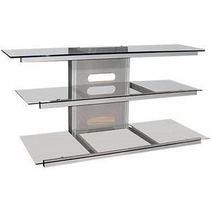 PVS-4218T Flat Panel Furniture A/V Stand