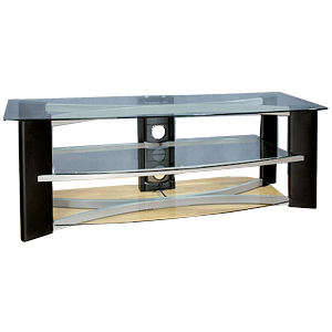 AVS-2762 Versatile Two-Tone A/V Stand