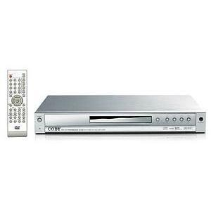 Coby DVD-223 Super Slim Progressive Scan DVD Player