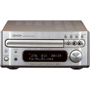 Denon Electronics (USA), LLC D-M33 CD/AM/FM Micro System