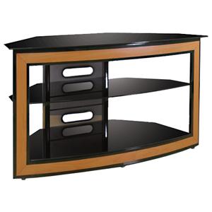 Versatile Trim Corner-Fit Audio Video Furniture System