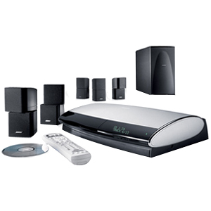 Bose Corporation Lifestyle 38 Home Theater System