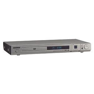 DVD-P341 Progressive Scan DVD Player