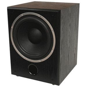 Model: ASW150-BK | Elite SolaraSound ASW-150 Powered Subwoofer
