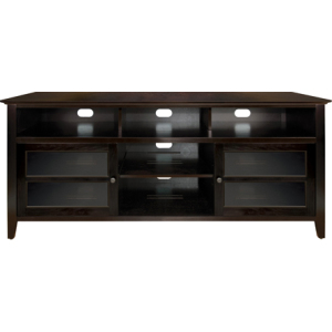 Dark Espresso Finish Audio/Video Cabinet