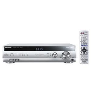 Panasonic Electronics SA-XR55S A/V Receiver