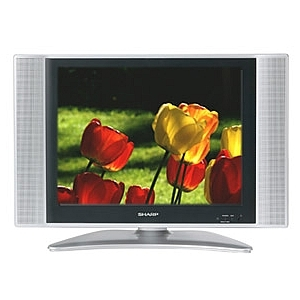 "Model: LC-13SH6U | Sharp Electronics AQUOS SH6U 13"" LCD TV"