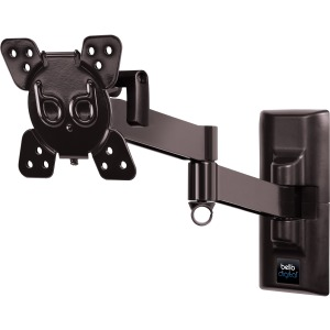 Tilt/Pan Articulating TV Wall Mount