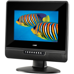 "Coby TF-TV1022 10.2"" LCD TV"