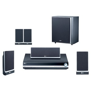 LHT754 Home Theater System