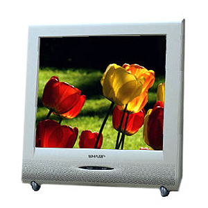 "Sharp Electronics LC-13AV6U 13"" LCD TV"