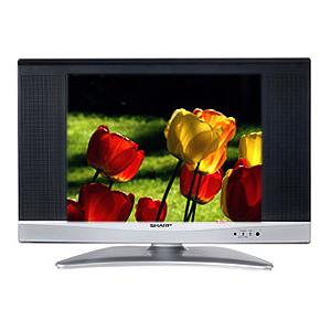 "Model: LC-15AV6U | Sharp Electronics LC-15AV6U 15"" LCD TV"