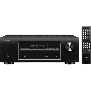 5.1 Channel 3D Pass Through Home Theater Receiver