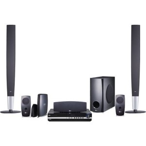 LHT874 Home Theater System