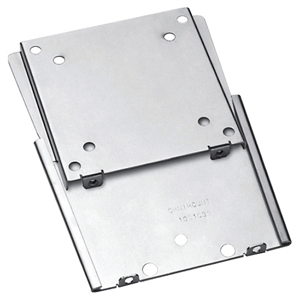 17FM-F Small Fixed Flat Panel Mounting Kit