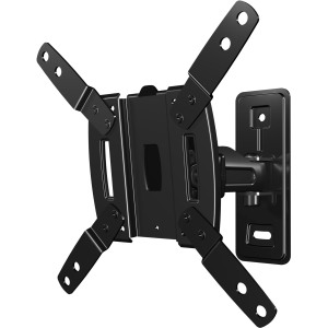 Full-Motion TV Wall Mount - Fits Most 13