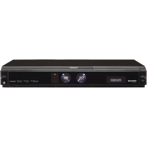 Sharp Electronics AQUOS BD-HP50U Blu-ray Disc Player