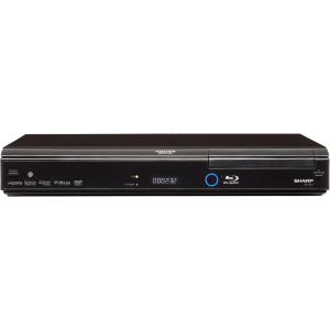 Sharp Electronics AQUOS BD-HP21U Blu-ray Disc Player