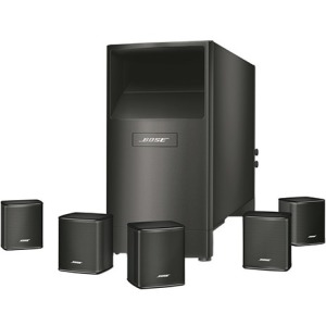 Bose Corporation Acoustimass 6 Series V Home Theater Speaker System
