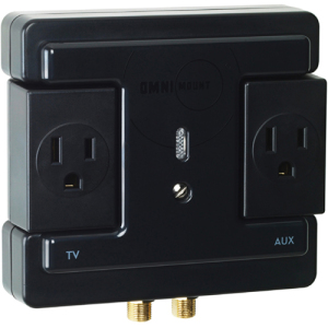 Essentials OESP2 2-Outlets Surge Suppressor