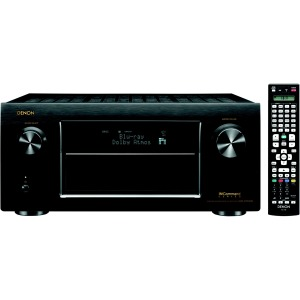 Denon Electronics (USA), LLC AVR-X7200WA Integrated Network AV Receiver