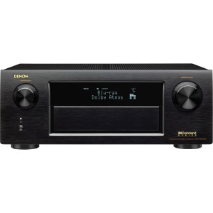 Denon Electronics (USA), LLC IN-Command AVR-X6200W A/V Receiver