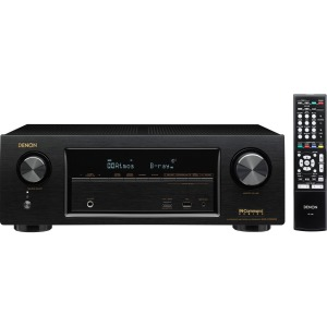 Denon Electronics (USA), LLC AVR-X1300W 7.2 Channel AV Surround Receiver