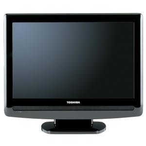"""Toshiba 19AV500 19"""" LCD TV"""