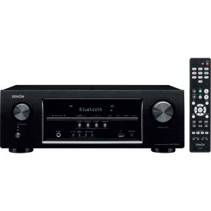 Denon Electronics (USA), LLC AVR-S530BT 5.2 Channel AV Receiver with Bluetooth