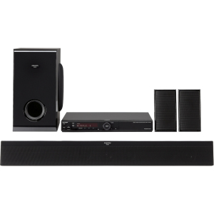 Sharp Electronics BD-MPC41U Home Theater System