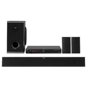 Sharp Electronics BD-MPC41U Sound Bar System with Subwoofer